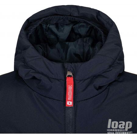 Boys' ski jacket - Loap FUZZY - 3