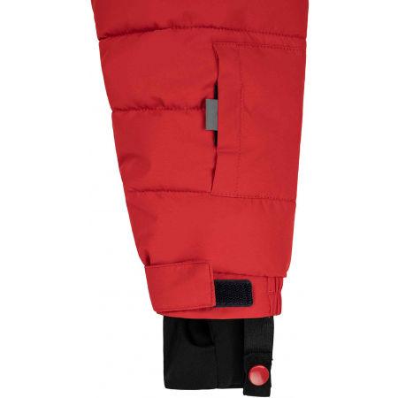Boys' ski jacket - Loap FUZZY - 4