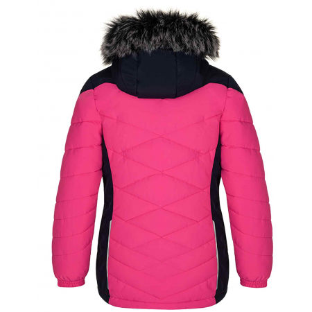 Children's ski jacket - Loap OKIE - 2