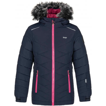 Loap OKSA - Children's ski jacket