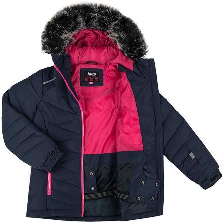Children's ski jacket - Loap OKSA - 3
