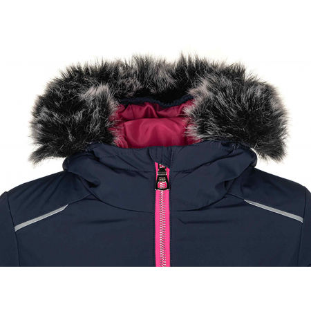 Children's ski jacket - Loap OKSA - 4