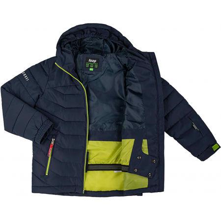 Chlapčenská  lyžiarska bunda - Loap FUNKO - 3