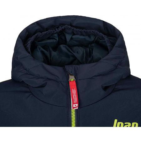 Chlapčenská  lyžiarska bunda - Loap FUNKO - 4