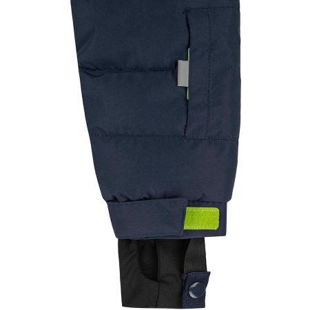 Chlapčenská  lyžiarska bunda - Loap FUNKO - 5