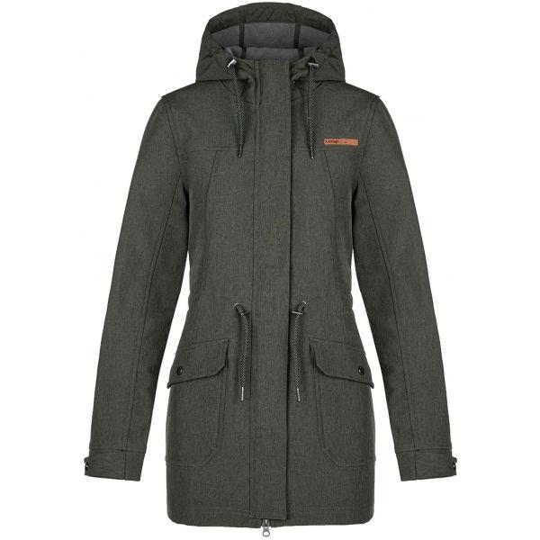 Loap LYNETTE - Dámsky krátky softshellový kabát