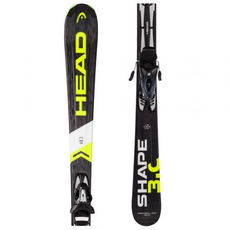 Zjazdové lyže - Head SHAPE 3.0 PP9 + SX10 - 1