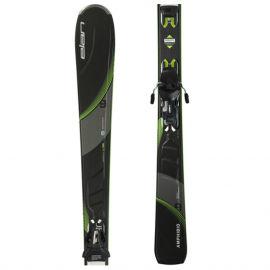 Elan AMPHIBIO 9 PS + EL 10 - Pánské sjezdové lyže