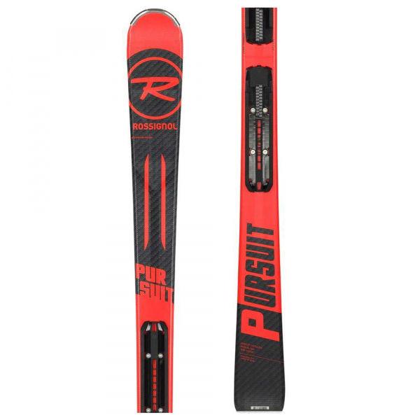 Rossignol PURSUIT RED + XPRESS 10 - Zjazdové lyže