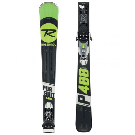 Rossignol PURSUIT 400 CARBON KONECT + NX12 K.DUAL - Downhill skis