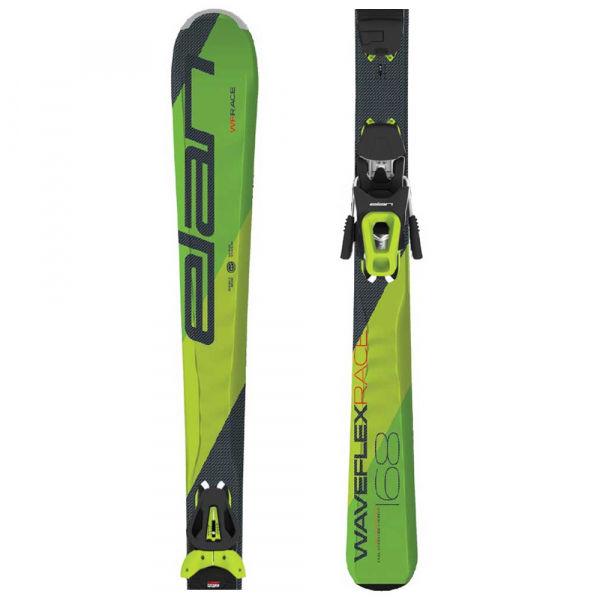 Elan WAVEFLEX RACE LS + EL 10 - Zjazdové lyže