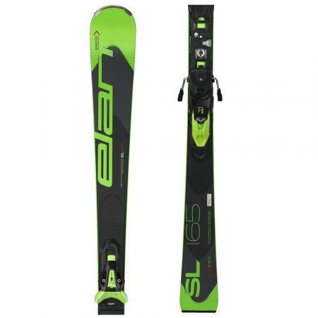 Elan SL FUSION + ELX11 - Pretekárske zjazdové lyže