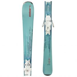 Elan DELIGHT CHARM LS + ELW 9 - Dámské sjezdové lyže