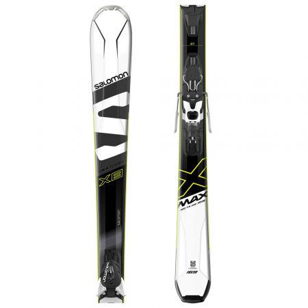 Ski coborâre unisex - Salomon X-MAX X8 + MERCURY 11 - 1