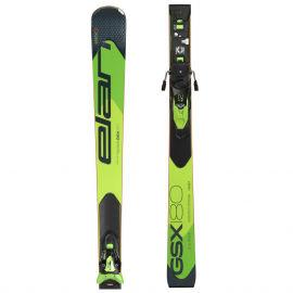Elan GSX FUSION + ELX 12 - Závodní sjezdové lyže