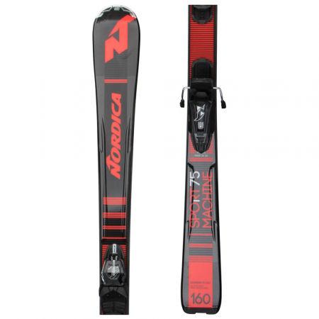 Nordica SPORTMACHINE 75 + P.R EVO - Zjazdové lyže