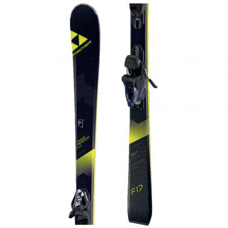 Downhill skis - Fischer PROGRESSOR F17 + RS10 PR - 1