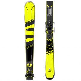 Salomon X-MAX X10 + M XT 12 - Pánske zjazdové lyže