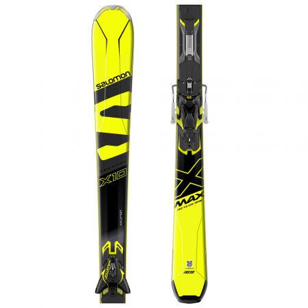 Salomon X-MAX X10 + M XT 12 - Skiuri coborâre bărbați