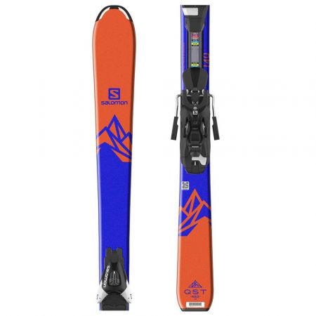 Salomon QST MAX JR M + L7 - Kids' downhill skis