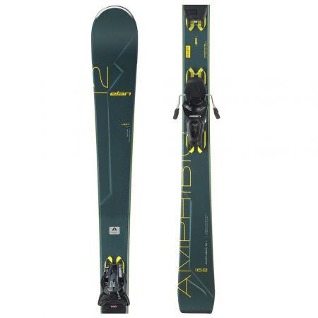 Elan AMPHIBIO 12 C PS + ELS 11 - Downhill skis