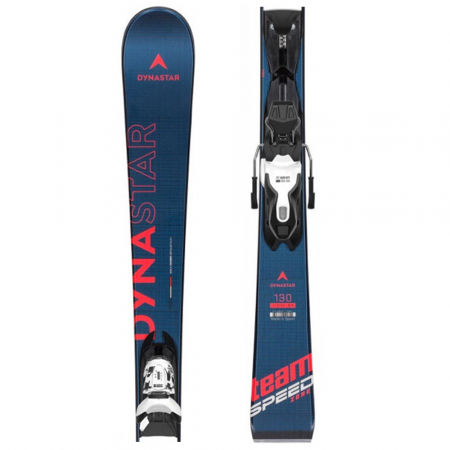 Dynastar TEAM SPEEDZONE KID-X + KID-X 4 B76 - Kids' downhill skis