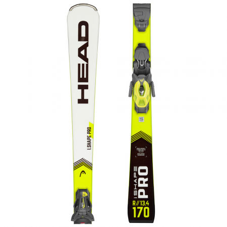 Head WC REBELS I SHAPE PRO + PR 11 - Set de schi