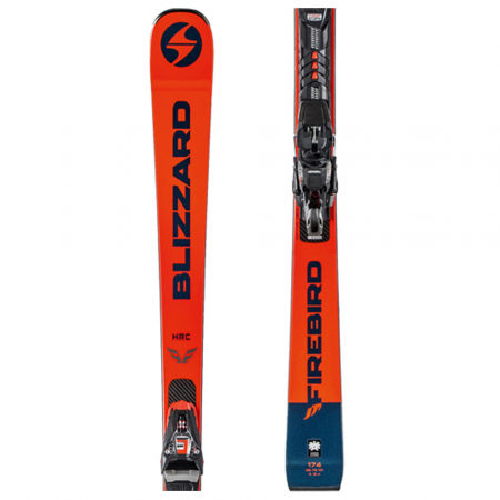 Blizzard FIREBIRD HRC + XCELL 12 DEMO - Downhill skis