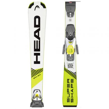 Head SUPERSHAPE SLR + SLR 7.5 AC - Dětské sjezdové lyže