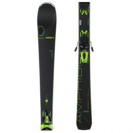 Elan AMPHIBIO 10 TI PS + EL 10 - Sjezdové lyže