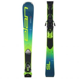 Elan SL FUSION + EMX 11 - Zjazdové lyže