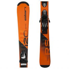 Elan RS RIPSTICK QS + EL 7.5 - Juniorské sjezdové lyže