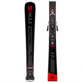 Salomon S/MAX 12 + Z12 GW - Unisex sjezdové lyže
