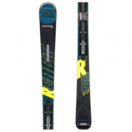Rossignol REACT R8 HP+NX 12 KONECT GW - Pánske zjazdové lyže