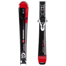 Rossignol FAMOUS 12 + XPRESS W 10 - Dámské sjezdové lyže