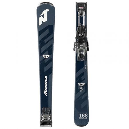 Pánske zjazdové lyže - Nordica GT 76 CA+FDT TP2 COMPACT 10 - 1