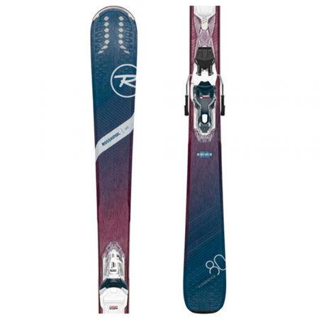Dámske zjazdové lyže - Rossignol EXPERIENCE 80 CI W XPRESS+XPRESS W 11 GW B83 - 1