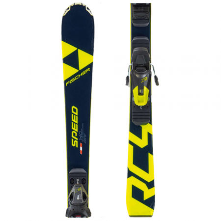 Fischer SPEED JR. + RC4 Z9 - Junior downhill skis
