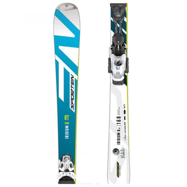 Sporten RT IRIDIUM 6 + PRD 12 - Pánske zjazdové lyže