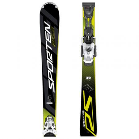 Sporten RS 5 SL + PRD 12 - Pánske zjazdové lyže