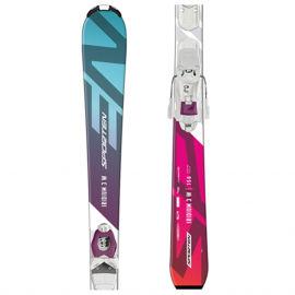Sporten IRIDIUM 3 W + VSS 310 - Dámske zjazdové lyže