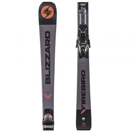 Blizzard FIREBIRD TI + TPC10 DEMO - Zjazdové lyže
