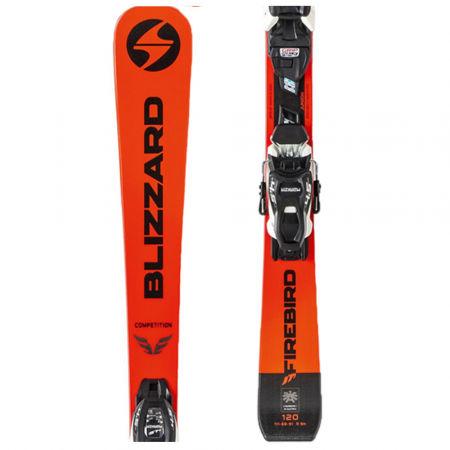 Blizzard FIREBIRD COMP JR + FDT - Junior downhill skis