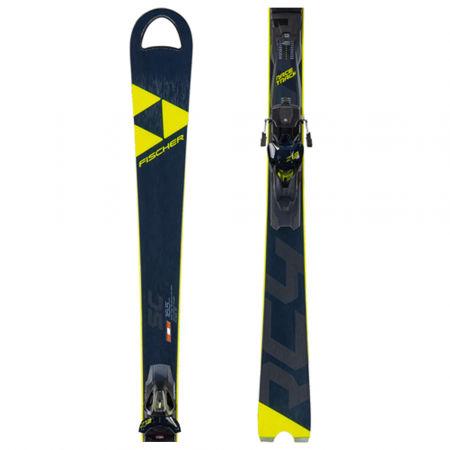 Ски за спускания - Fischer RC4 WC SC RT + RC4 Z12 PR - 1