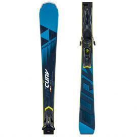 Fischer MY CURV AR + RC4 Z11 PR - Zjazdové lyže