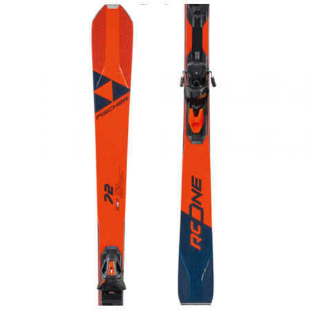 Fischer RC ONE 72 MF + RSX Z12 PR - Downhill skis