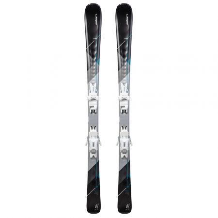 Women's downhill skis - Elan MYSTIC LS + EL7.5 - 2