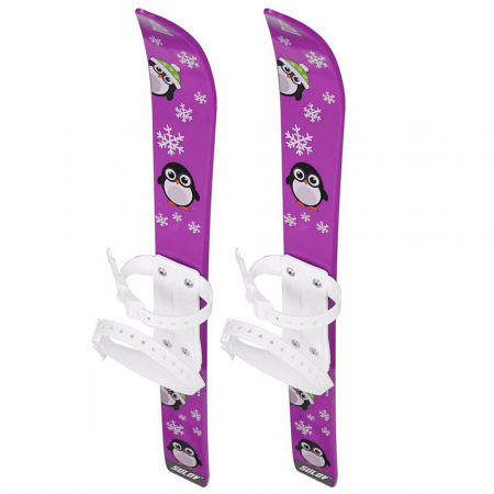 Children's ski set - Sulov CHILDREN'S SKIS - SET - 2