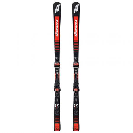Zjazdové lyže - Nordica DOBERMANN GSR RB FDT + XCELL 14 FDT - 2