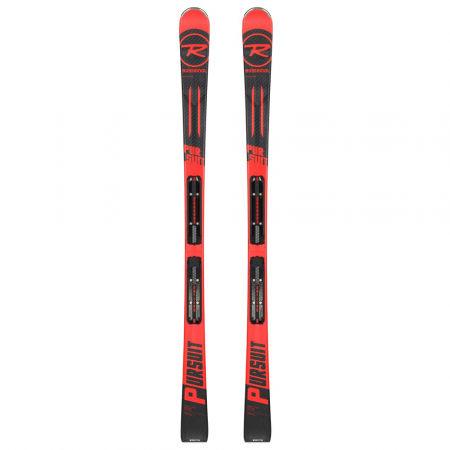 Sjezdové lyže - Rossignol PURSUIT RED + XPRESS 10 - 2